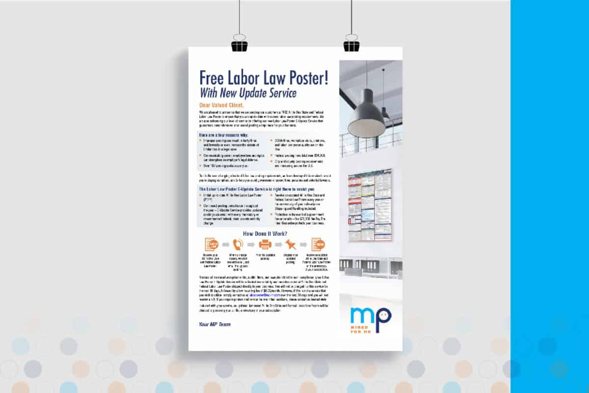 Workplace Posters